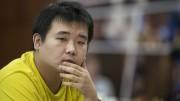 Chao Li. Foto: David Llada/Qatar Masters Open