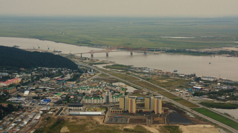 Khanty-Mansiysk Foto: Tatiana Bulyonkova (CC BY-NC-SA 2.0)