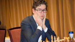 Jon Ludvig Hammer med god EM-start. Foto: Tarjei J. Svensen