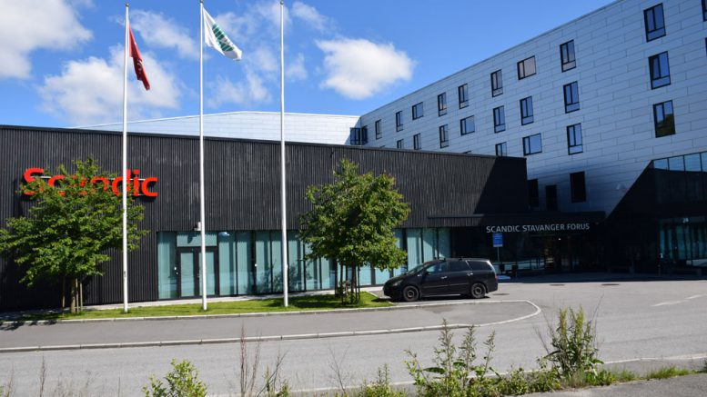 Scandic Forus Stavanger. Foto: Tarjei J. Svensen