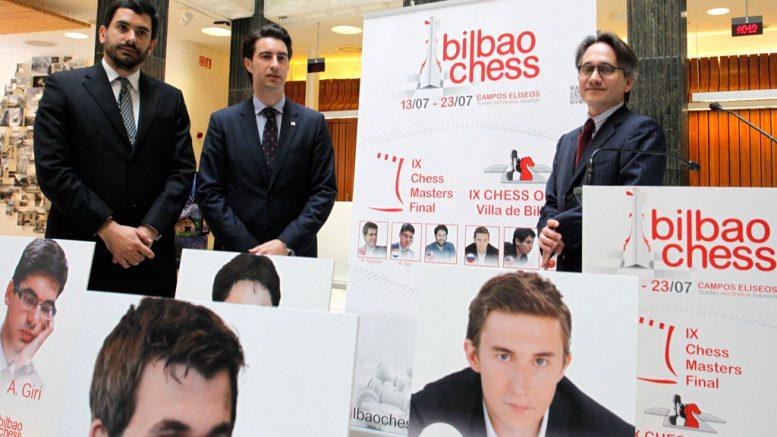 Bilbao Final Masters, July 13th - July 23rd