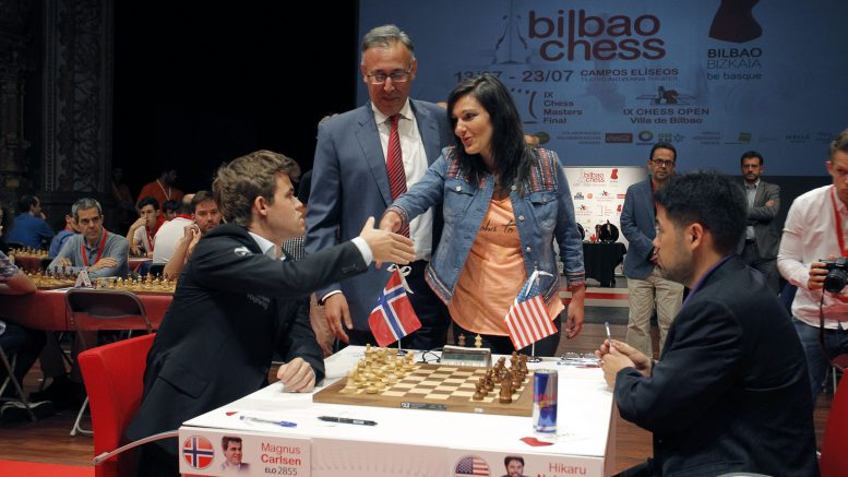 Carlsen-Nakamura