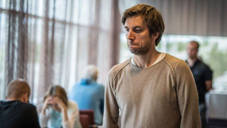 Leif Erlend Johannessen. Foto: Lars OA Hedlund