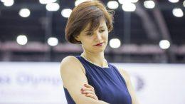Olga Dolzhykova. Foto: Maria Emelianova