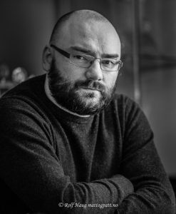 Andrei Olsen. Foto: Rolf Haug/mattogpatt.no
