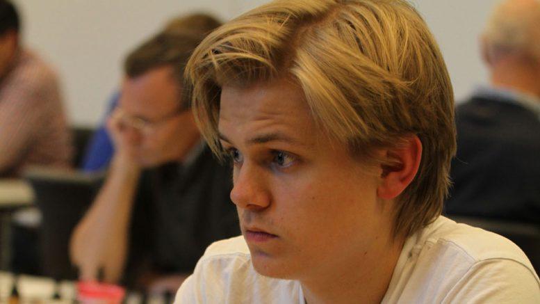 Lars Oskar Hauge. Foto: Olga Dolzhykova