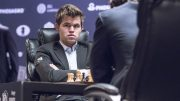 Magnus Carlsen med ny pris i VG. Foto: Maria Emelianova