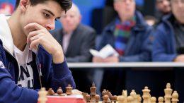 Aryan Tari i Wijk aan Zee. Foto: Alina l'Ami/Tata Steel Chess