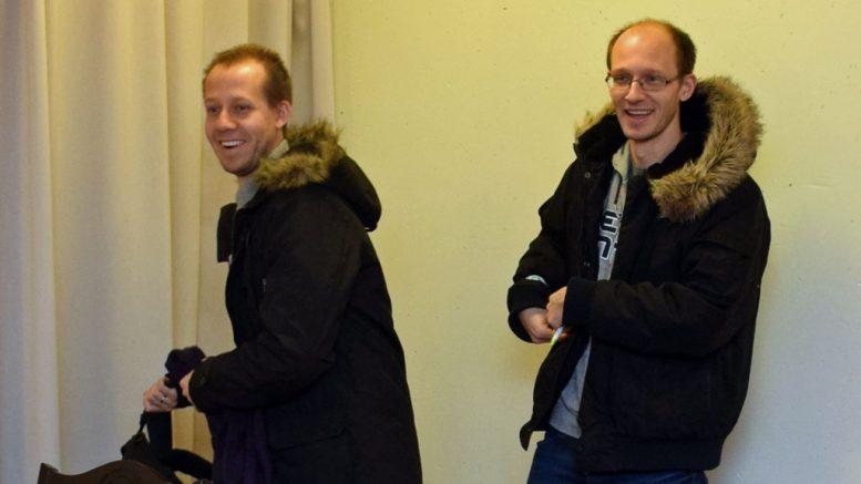Brødrene Kjetil og Espen Lie. Foto: Tarjei J. Svensen