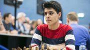 Aryan Tari kan klatre over 2600 i rating i Moskva. Foto: Maria Emelianova