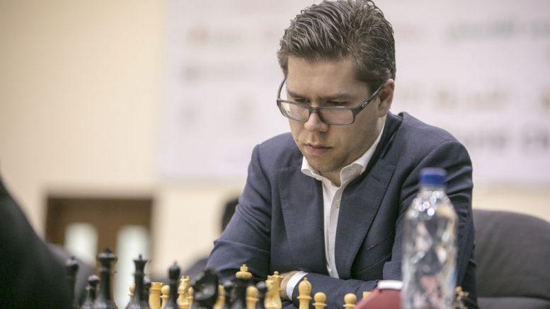 GODFØLELSEN TILBAKE? Jon Ludvig Hammer spiller i Moskva Grand Prix. Foto: Maria Emelianova/mattogpatt.no