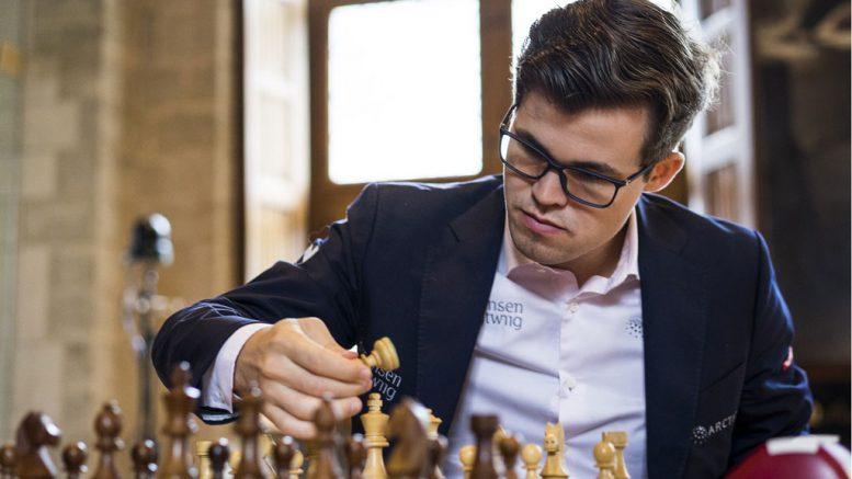 RUFSETE: Tapet i tredje runde mot Wesley So ødela starten på Your Next Move Grand Prix i Leuven. Foto: Lennart Ootes