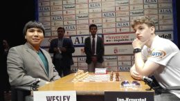 Wesley So vant i Leon, men turneringen vil huskes for en av de merkeligste tabbene i sjakkhistorien. Foto: Torneo Magistral de Ajedrez Ciudad de León