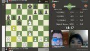 BARNESKIRENN: Magnus Carlsen med klar seier over Wesley So i chess.coms Speed Chess Championship. Foto: chess.com