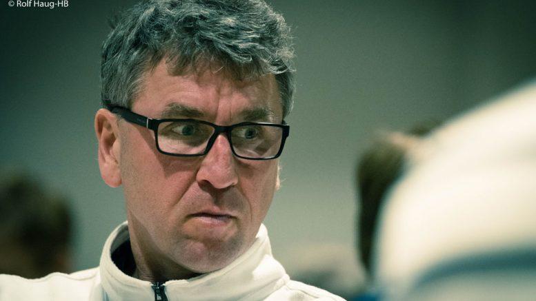 MESTER: Simen Agdestein er nå tredobbelt norgesmester i lyn- og hurtigsjakk. Foto: Rolf Haug/mattogatt.no