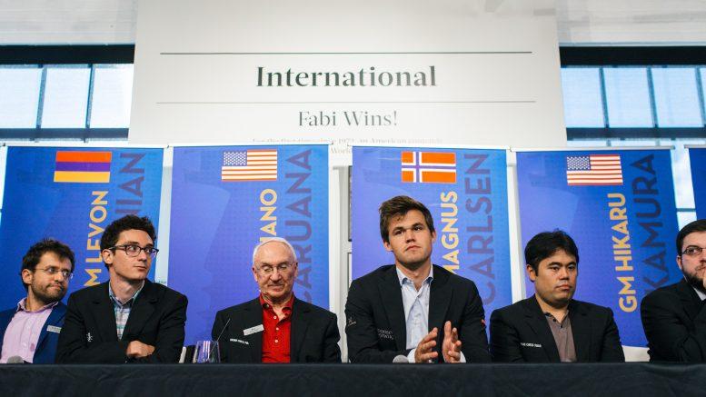 Photo: Austin Fuller/Grand Chess Tour